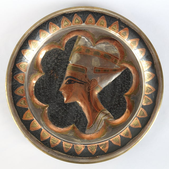 Decorative Egyptian Wall Plates - Image 4 of 10
