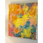 """Image of Oil on Canvas Painting - Summer 24"""" x 24"""""""