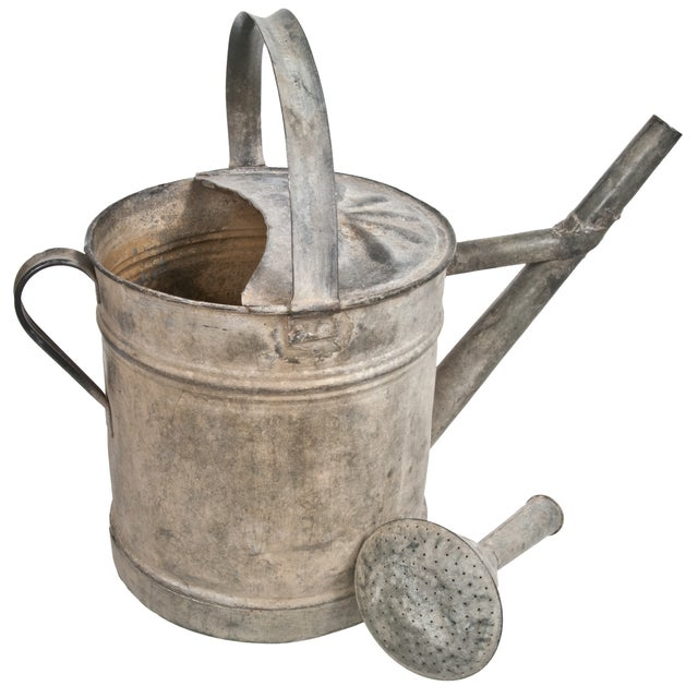 French Zinc Watering Can - Image 4 of 4