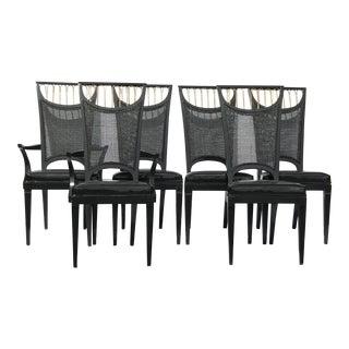 Romweber Chairs - Set of 6