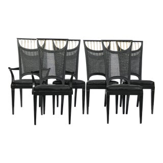 Romweber Chairs - Set of 6