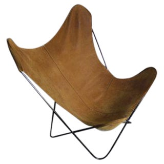 """Butterfly Chair"" In Style of Jorge Ferrari-Hardoy for Knoll"