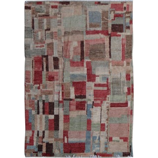 Hand Knotted Shagi Rug by Aara Rugs Inc. - 8′4″ × 10′