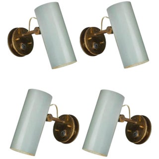 Two Pairs of Articulating Sconces by Stilnovo