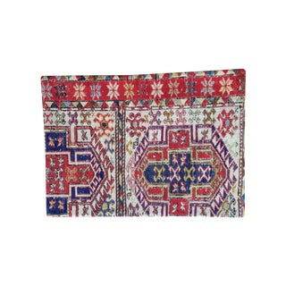 Decorative Anatolian Kilim Pillow