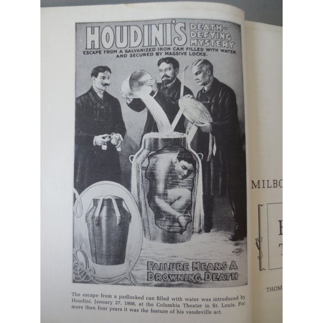 Houdini: The Untold Story, Book - Image 7 of 9