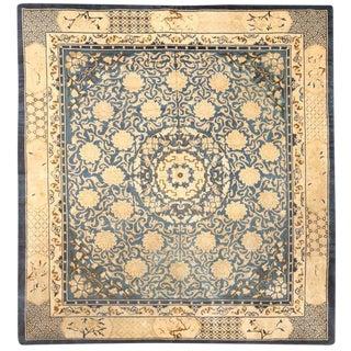 Antique 19th Century Chinese Carpet