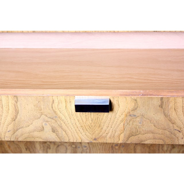 1970s Ash & Chrome Chest of Drawers by Founders - Image 5 of 7