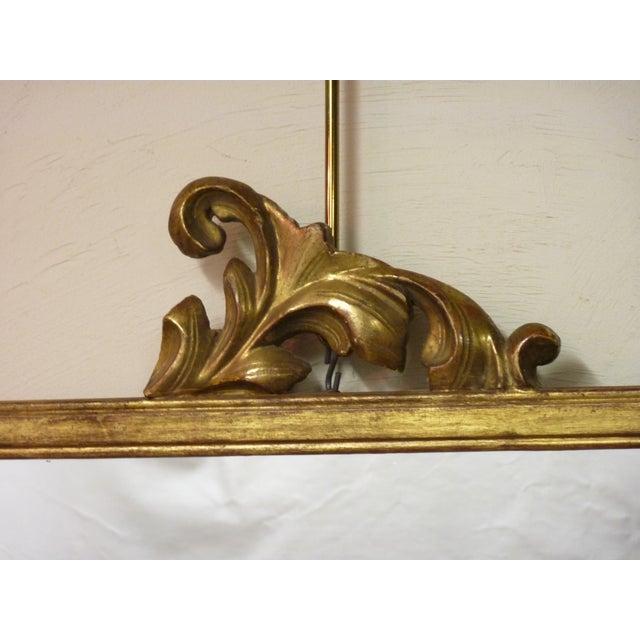 Image of Florentine Giltwood Mirror