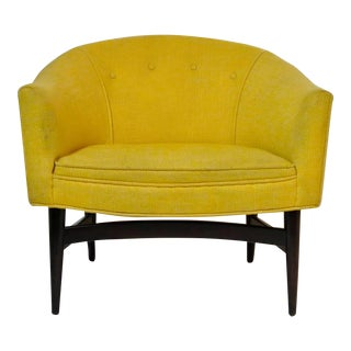 Petite Lounge Chair Designed by Larence Peabody