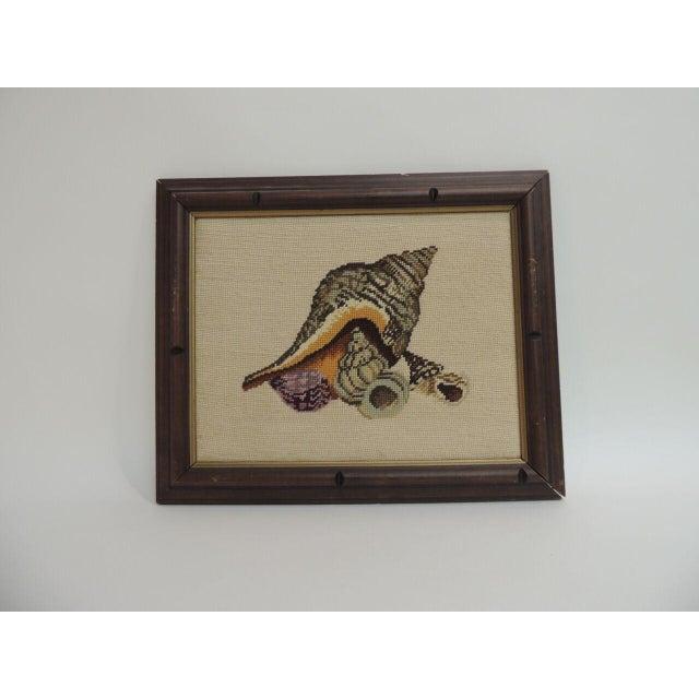 Vintage Framed Tapestry Artwork - Image 2 of 5