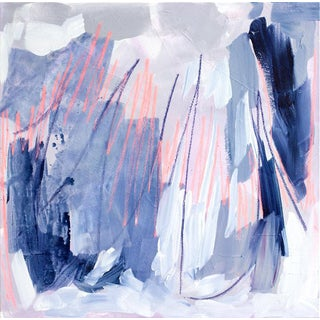 Weekends With Chloe Original Abstract Painting