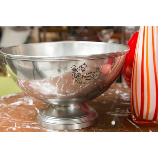 Mid-Century Perrier Jouet Champagne Cooler - Image 3 of 8