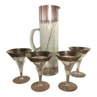 Dorothy Thorpe Cocktail Set - Set of 4