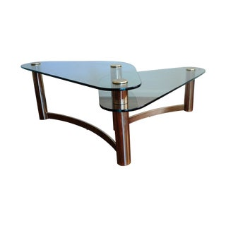 Pace Collection Two Tier Coffee Table