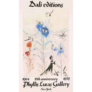 """Phyllis Lucas Gallery"" by Salvador Dali"