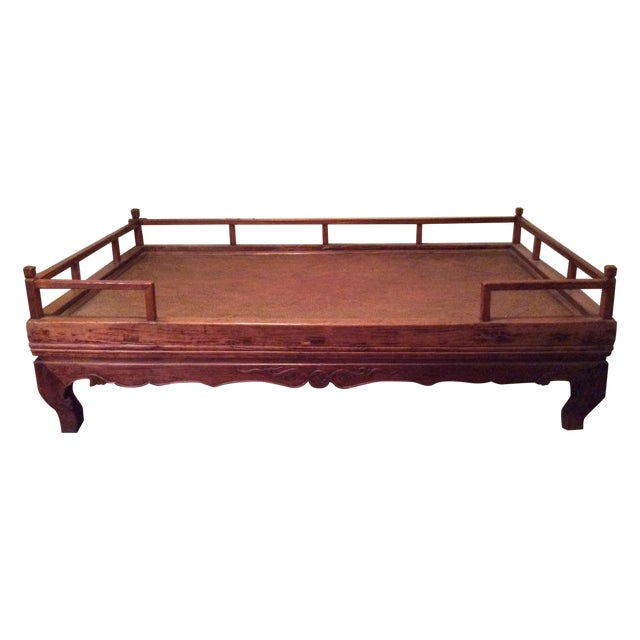 Chinese Opium Bed - Image 1 of 7