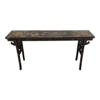 Vintage Chinese Alter Table