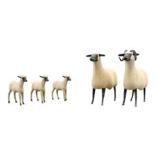Francois – Xavier Lalanne Sheep, Flock of 5