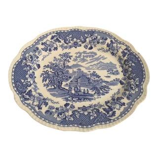 Vintage English Platter