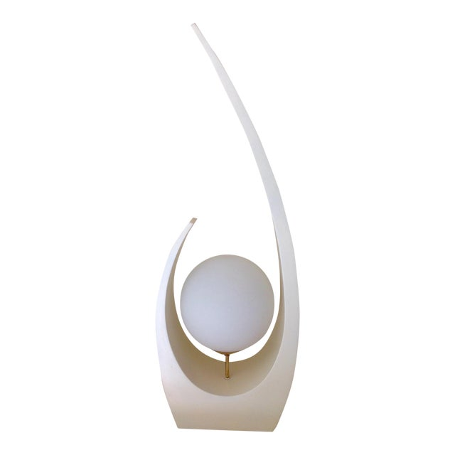 1960s Modeline Mid Century Space Age Table Lamp Chairish