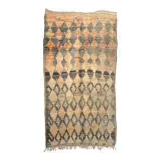 Vintage Moroccan Talsint Rug - 6′2″ × 10′4″