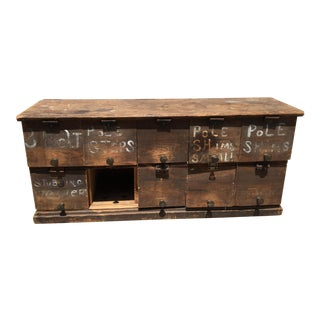 Primitive Tool Chest