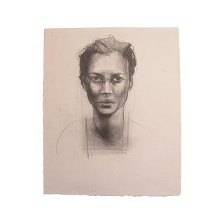 Woman Portrait Drawing