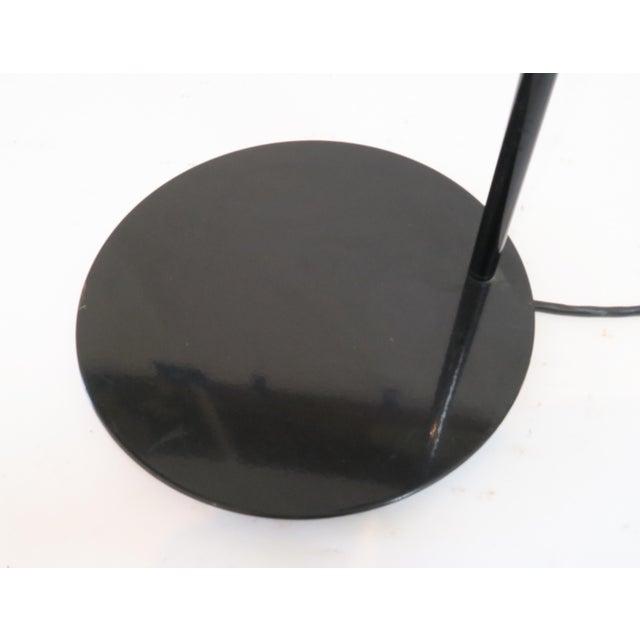 Modern Black Floor Lamp - Image 6 of 6