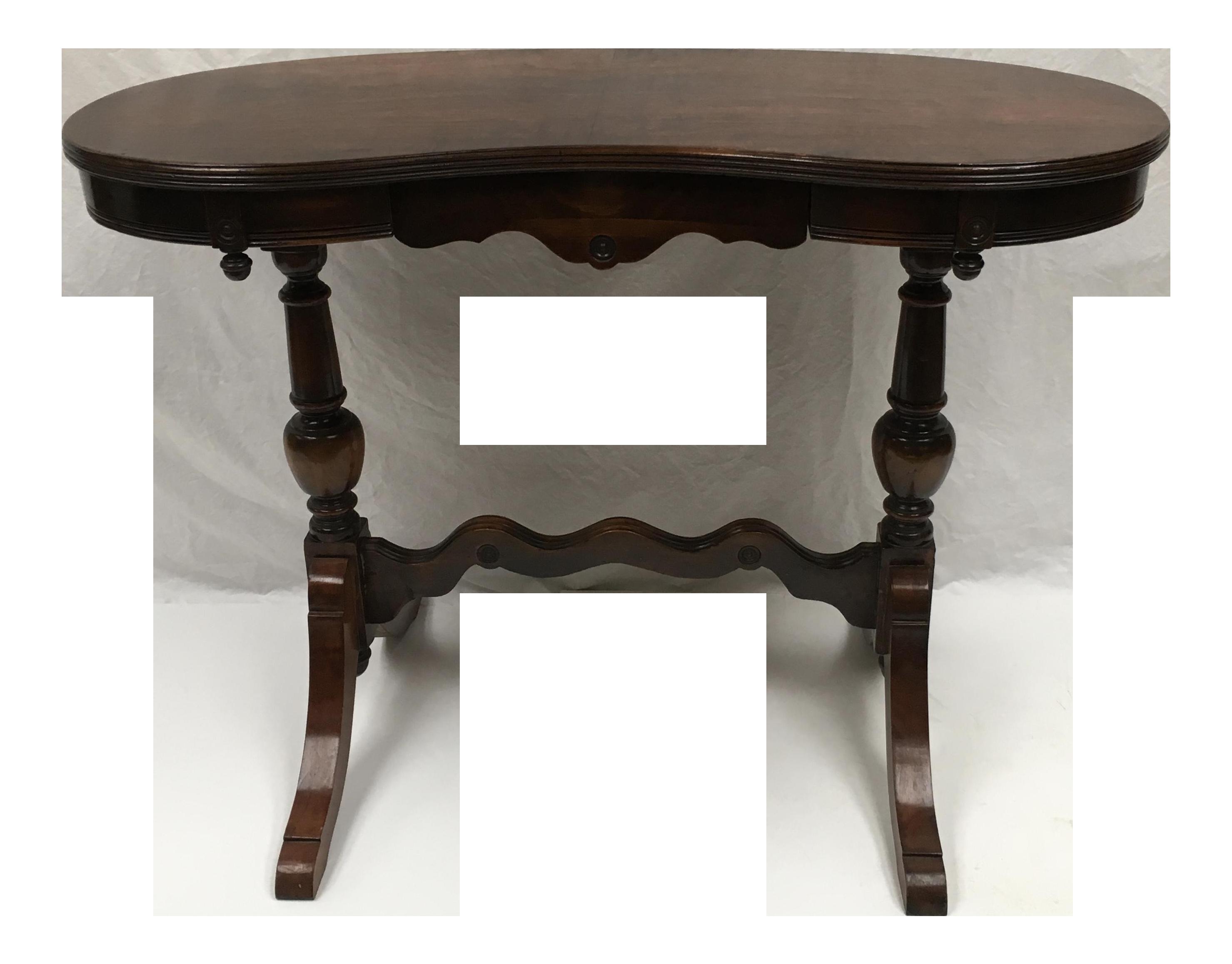custom standing desk kidney shaped mid. 1920s mahogany kidney shaped writing desk custom standing mid