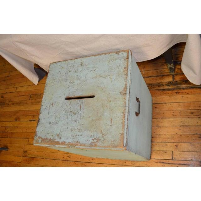 Image of Ballot Box of Wood