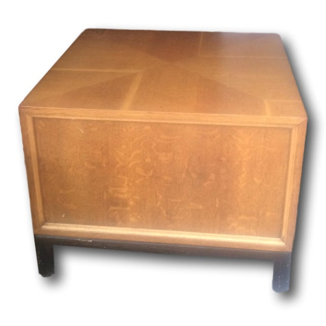 Vintage Paul McCobb-Style Cane Table - Image 6 of 7