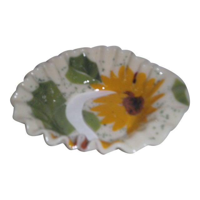 Image of Vintage Art-Glass Bowl