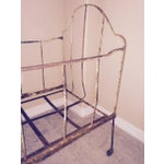 Image of Vintage Iron Crib