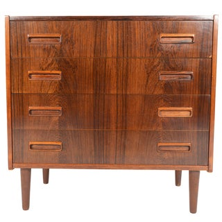 Borge Seindal Rosewood Gentleman's Chest