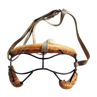 Vintage Lacrosse Face Mask