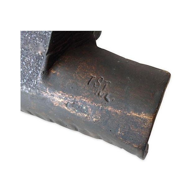 Cast Bronze Black Lab Pen Rest - Image 6 of 6