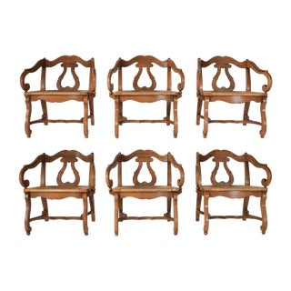Thomasville Dining or Game Chairs S/6