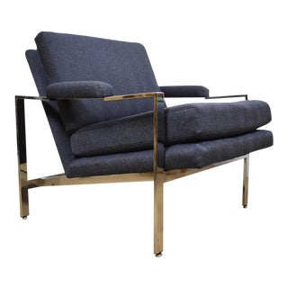 Milo Baughman Thayer Coggin Style Lounge Chair