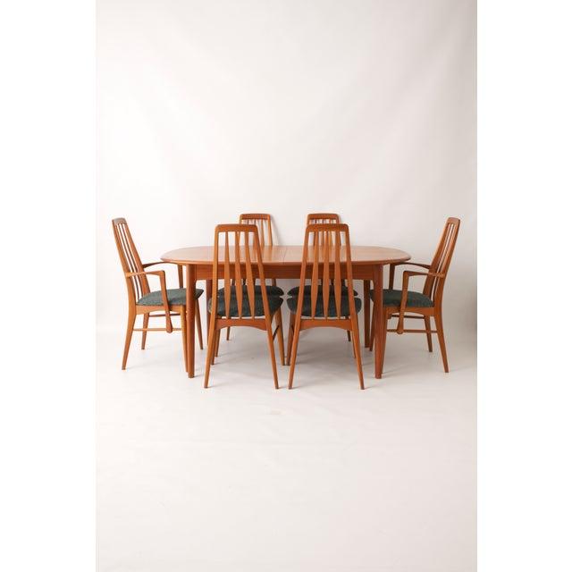 Koefoeds Hornslet Modern Teak Dining Set - Image 2 of 11