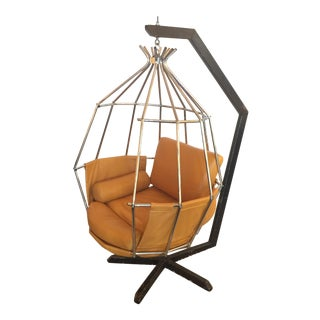 Arberg Hanging Birdcage Chair