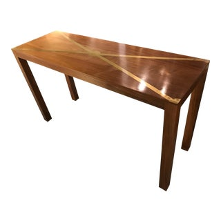 Tall Console/Sofa Parson Table