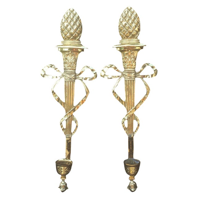 Image of Virginia Metalcrafters Hurricane Sconce - Pair