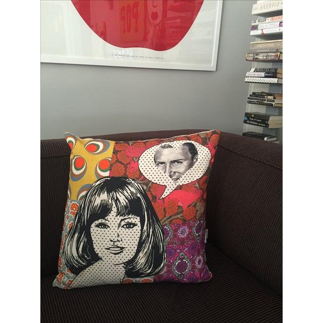 Pop Art Pillow - Image 3 of 4