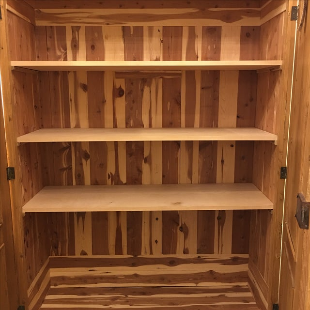 Image of Cedar Lined Armoire