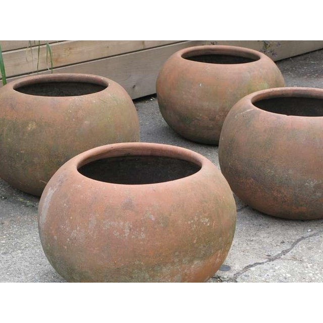 Mid-Century Mexican Terracotta Pots - Image 3 of 10