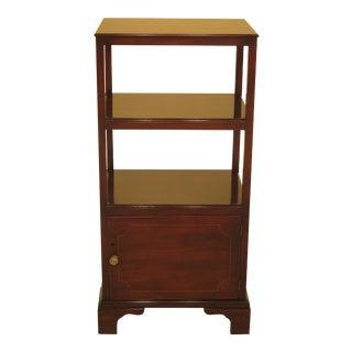 Kittinger Colonial Williamsburg Model Mahogany Cabinet