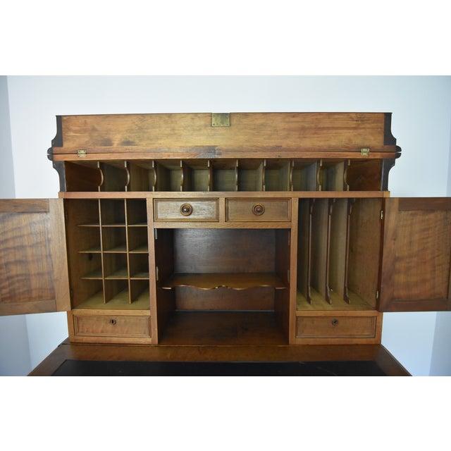 Antique Post Office Desk - Image 5 of 10 - Antique Post Office Desk Chairish
