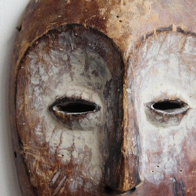 Lega Tribal Mask - Image 4 of 5