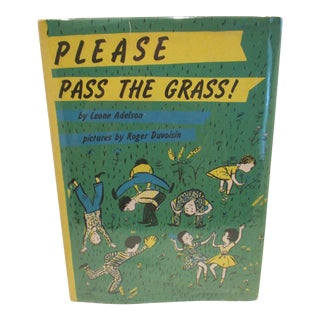Please Pass the Grass